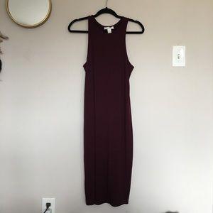 Forever 21 Midi BodyCon Dress